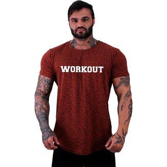 Camiseta Longline MXD Conceito Workout Masculina