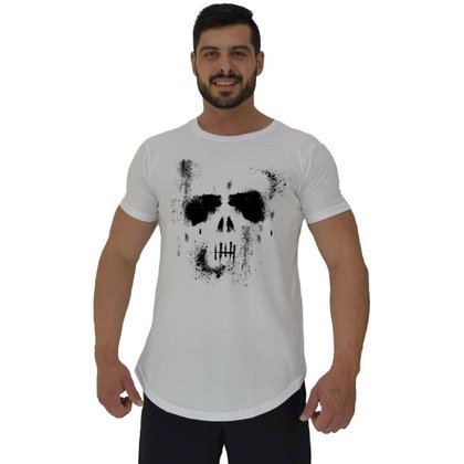 Camiseta Longline MXD Ghost Masculina