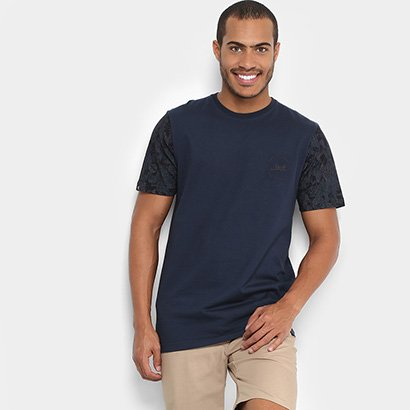 Camiseta Lost Camo Paradise Masculina - Masculino