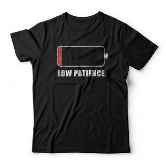Camiseta Low Patience