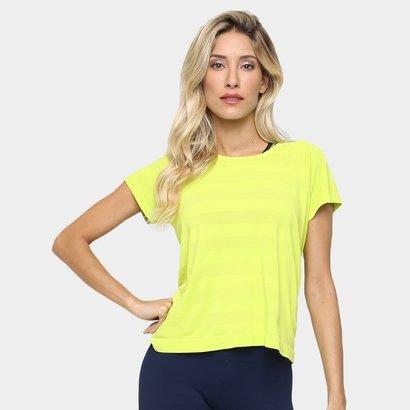 Camiseta Lupo Sport Cropped Feminina