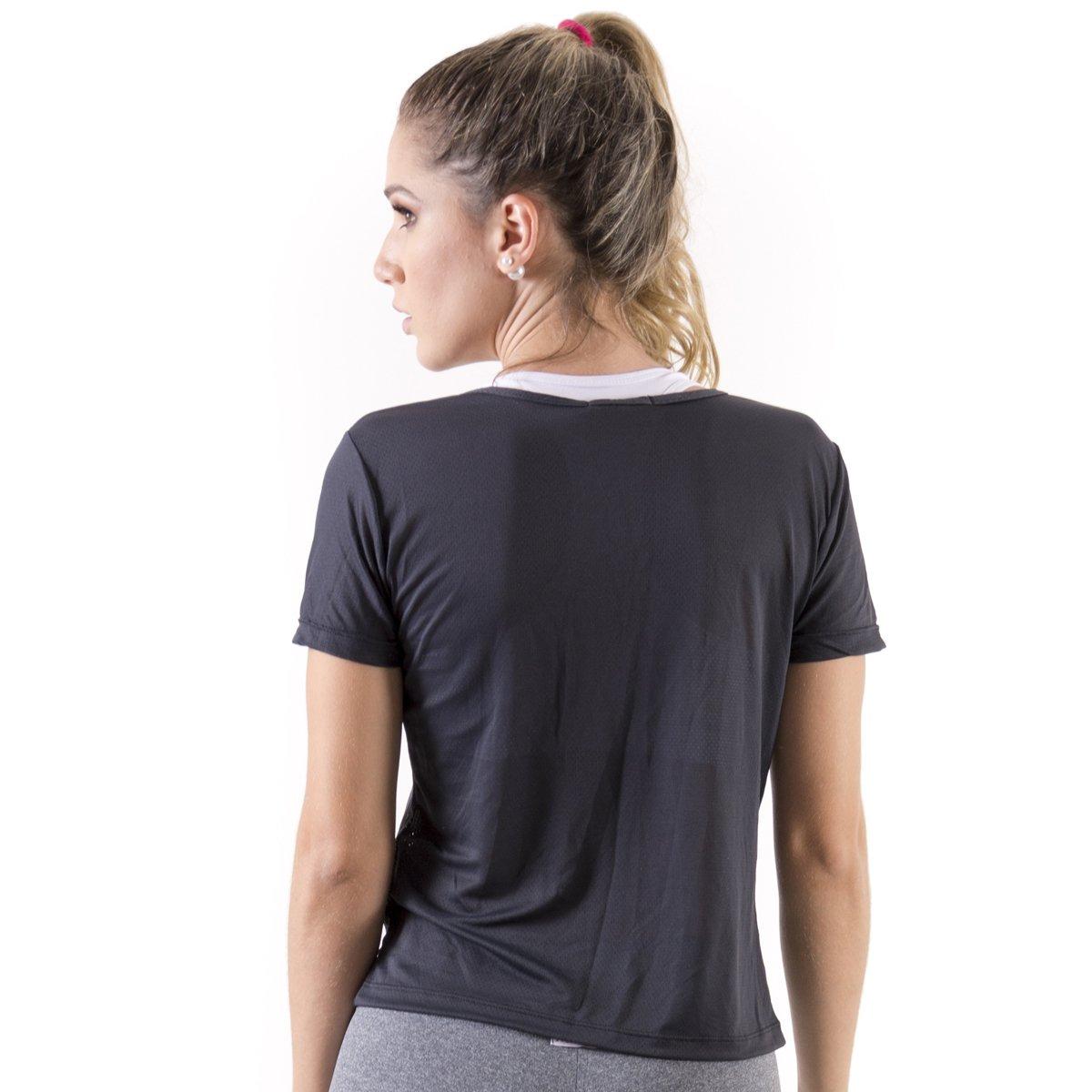 DryFit Preto Latina Camiseta Mama Camiseta Mama Effort nxBHZt