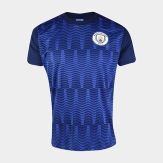 Camiseta Manchester City George Masculina