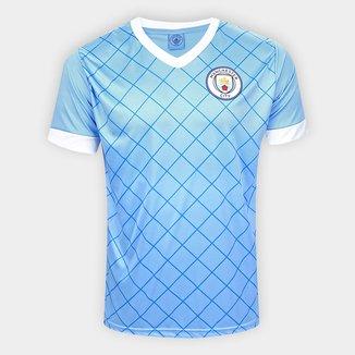 Camiseta Manchester City Pattern Masculino