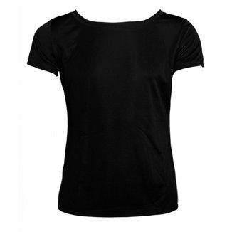 Camiseta Manga Curta Feminina