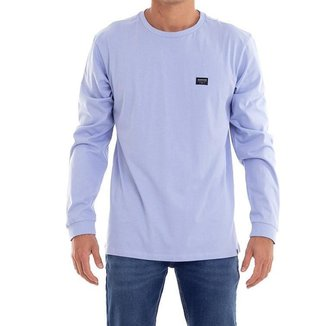 Camiseta Manga Longa Basic Quiksilver