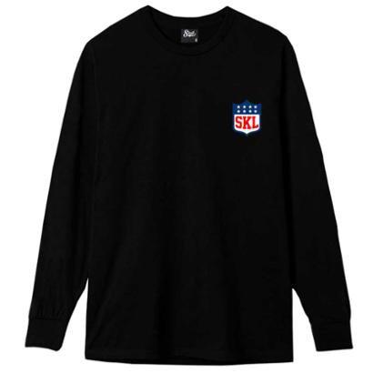 Camiseta Manga Longa SKL League Masculina