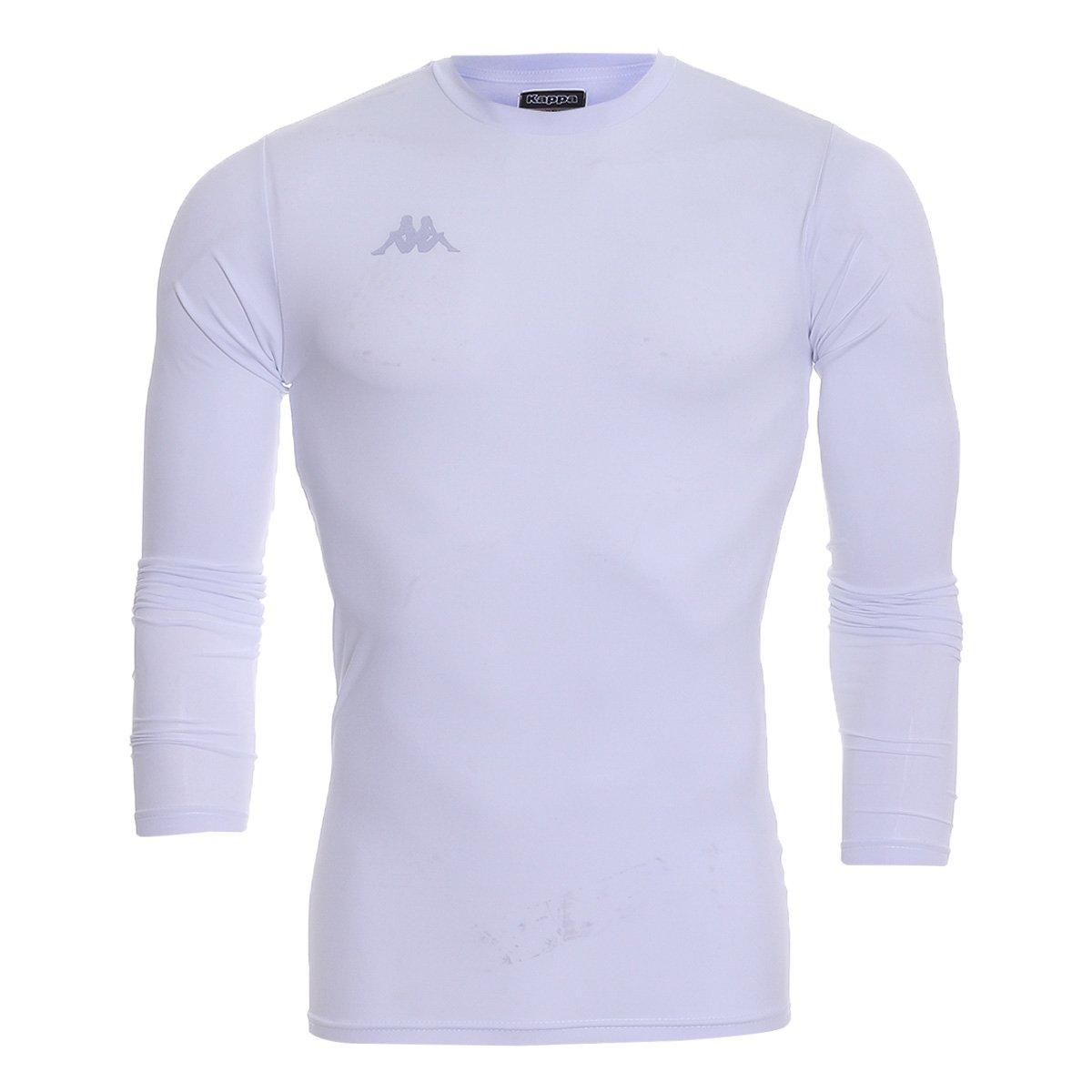 d1e3e741d8cfe Camiseta Manga Longa Térmica Kappa Grip - Compre Agora