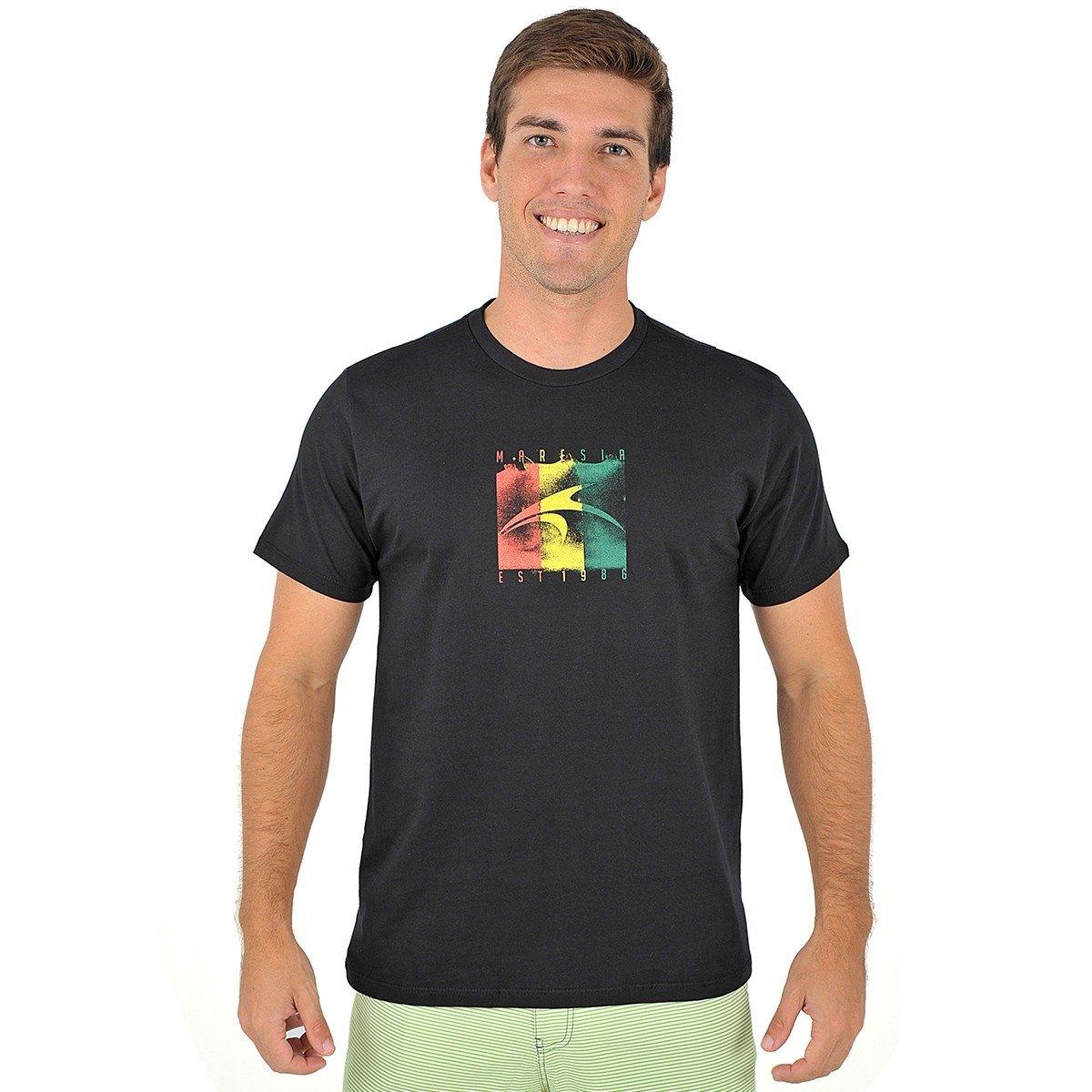 b04bb40b19d45 Camiseta Maresia Reggae - Compre Agora