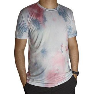 Camiseta Masculina Dry Sublimada Proteção UV 30+ / Mais proteção para os seus exercícios