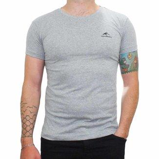 Camiseta Masculina Maresia Gola Redonda 100% Algodão