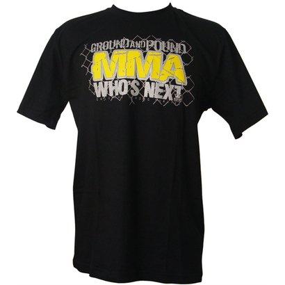 Camiseta Masculina Mma - Kaluapa