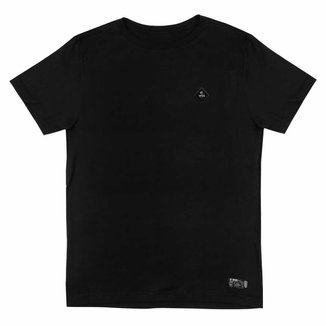 Camiseta Masculina Plus Size Prime WSS Diamond Black