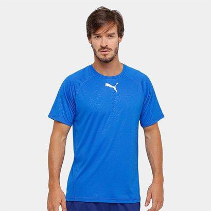 Camiseta Masculina Puma Vent Masculina