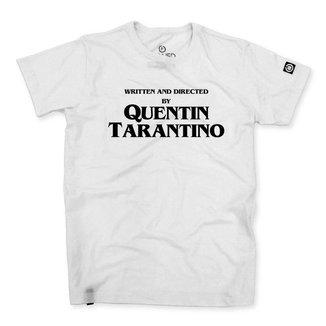 Camiseta Masculina Quentin Tarantino
