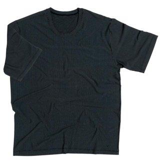 Camiseta Mash Masculina Microfibra Listrada Manga Curta