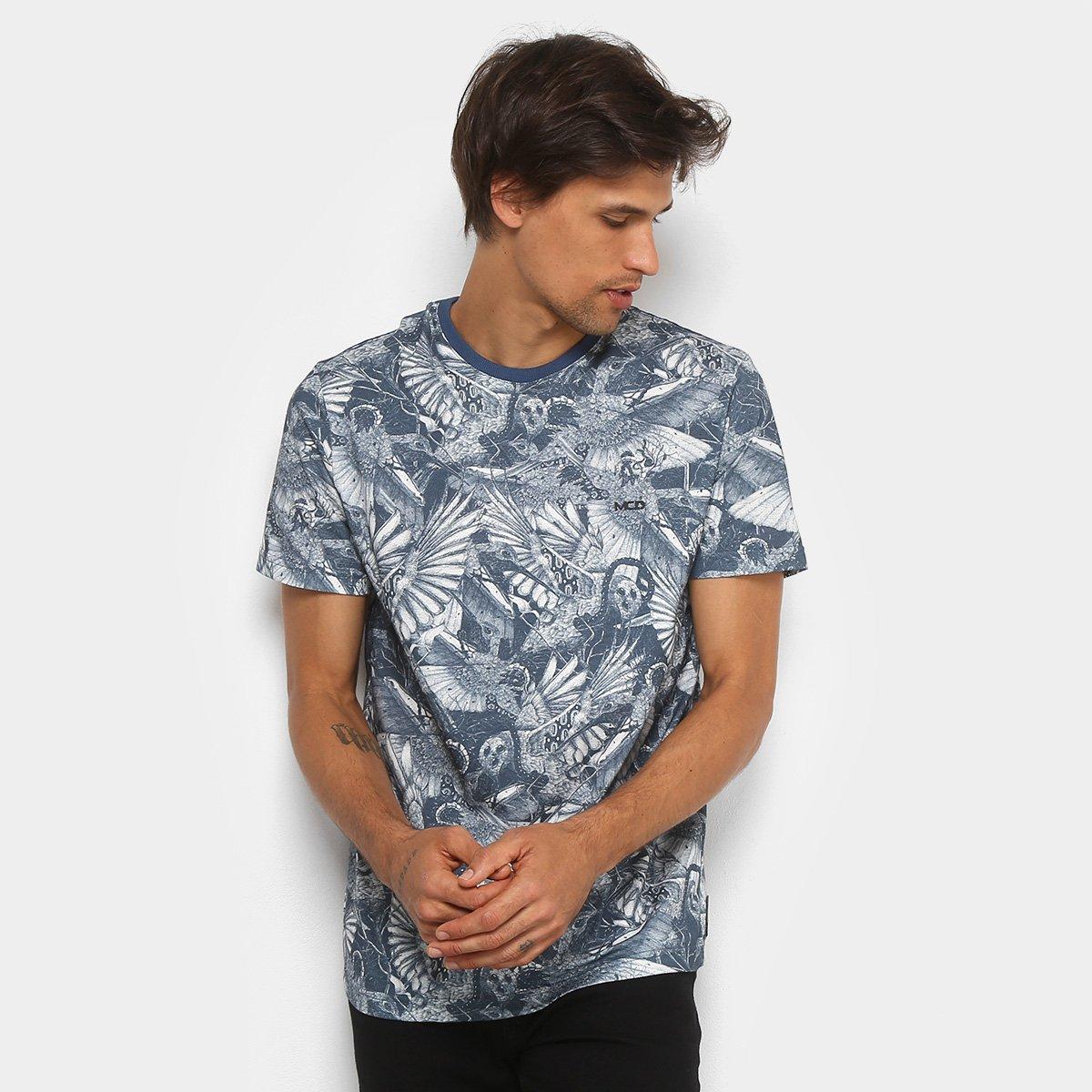 58ac17bd60 Camiseta MCD Especial Full Bird Bloom Masculina - Preto