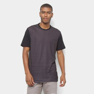 Camiseta MCD Especial Listras Masculina