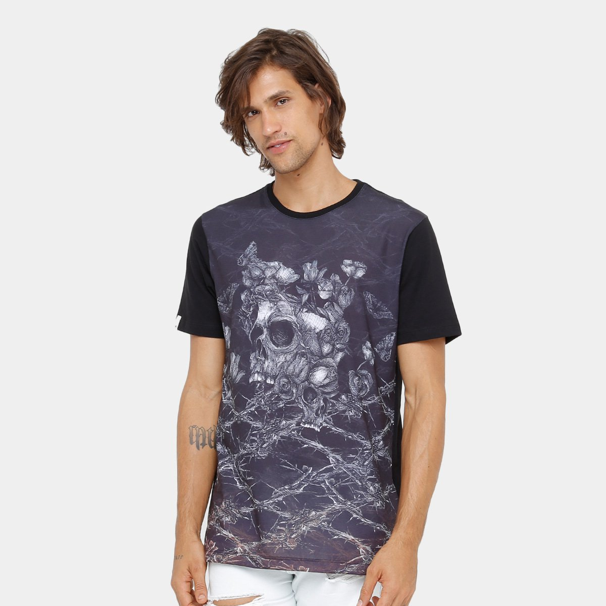 355ce5b17ea77 Camiseta MCD Especial Thorns Masculina - Compre Agora