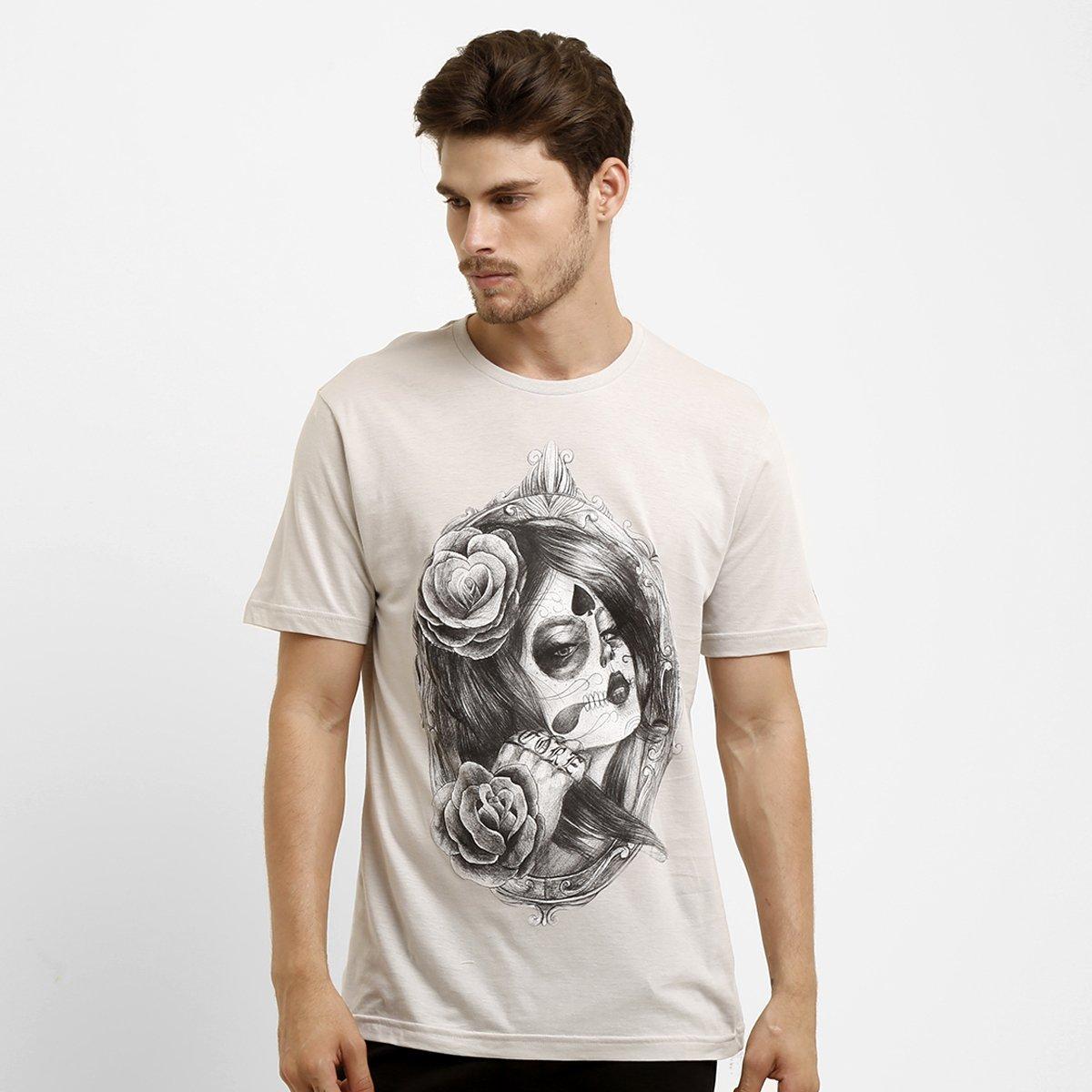 cd4f997663614 Camiseta MCD Santa Muerte - Compre Agora
