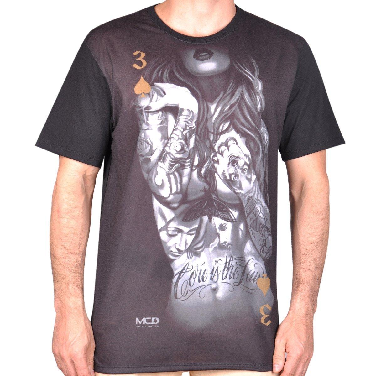 751a1d5f7a861 Camiseta Mcd Tattoo Week Sharo Ii - Preto - P - Compre Agora