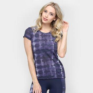 Camiseta Memo Crepe Tie Dye
