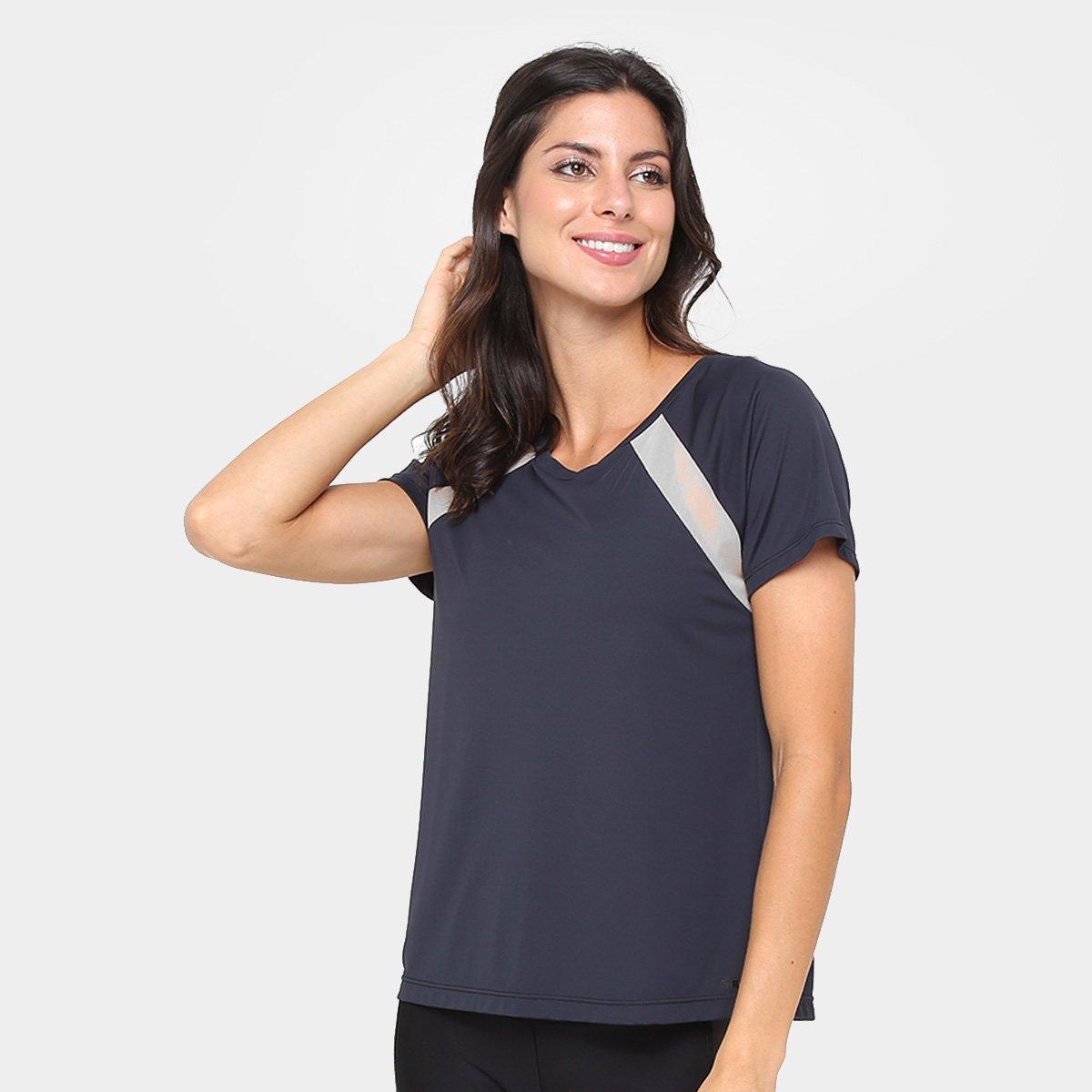 Camiseta Tule Feminina Camiseta Memo Memo Faixa Preto Faixa r8Xqwr