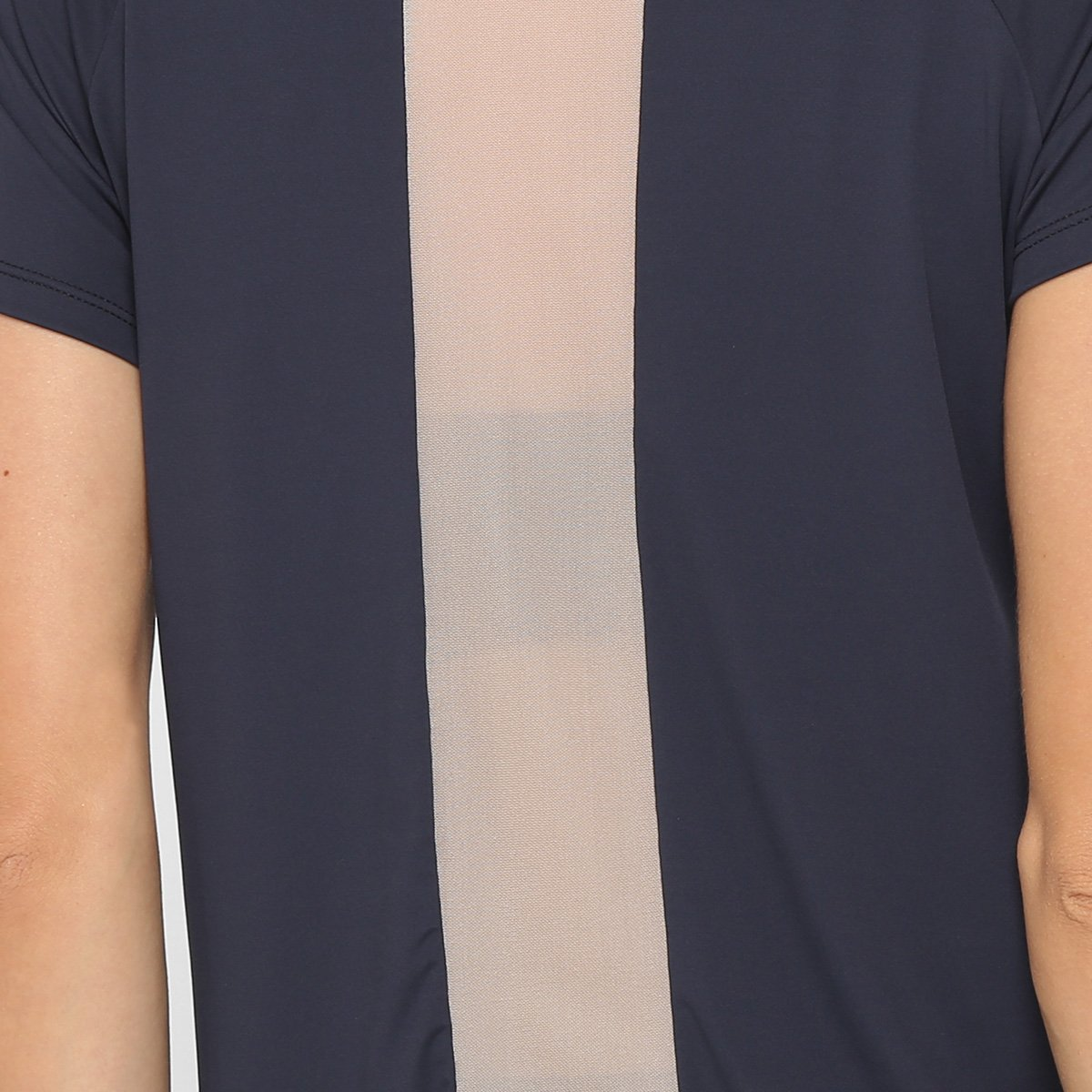 Faixa Camiseta Camiseta Preto Tule Feminina Memo Memo Tatwxq5