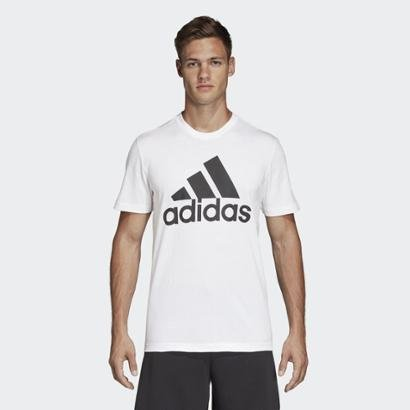 Camiseta Mh Bos Adidas Masculina