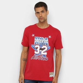 Camiseta Mitchell & Ness All Star Game Masculina