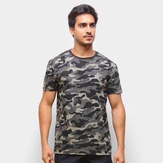 Camiseta Mizuno Army Masculina