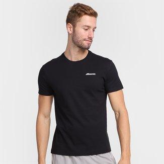 Camiseta Mizuno Basic Logo Masculina