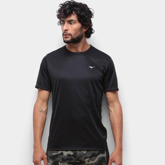 Camiseta Mizuno Energy Masculina - Preto