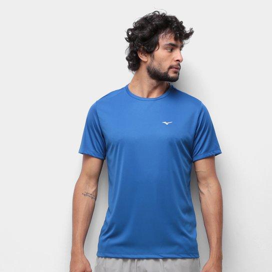 Camiseta Mizuno Energy Masculina - Azul