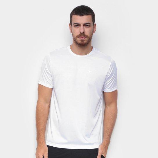 Camiseta Mizuno Energy Masculina - Branco