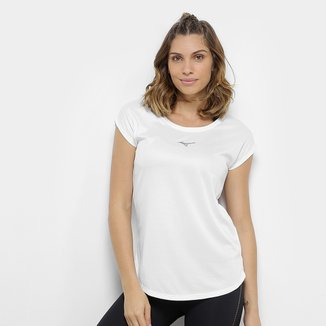 Camiseta Mizuno Fresh New Feminina