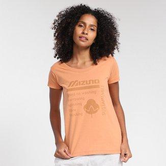 Camiseta Mizuno Graphic EC Feminina