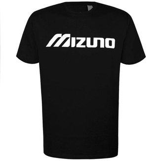 Camiseta Mizuno Masculina Basic Big Logo