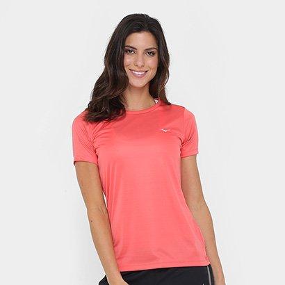 Camiseta Mizuno New Micro-Dry Feminina