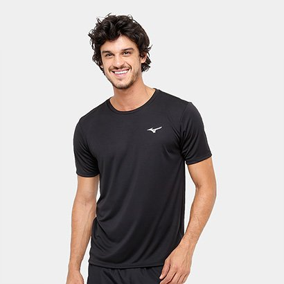 Camiseta Mizuno New Micro-Dry Masculina