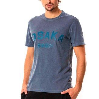 Camiseta Mizuno Osaka New Masculina