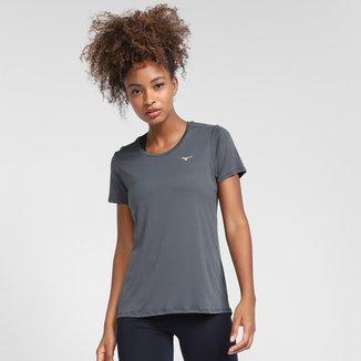 Camiseta Mizuno Pro UV FC Feminina