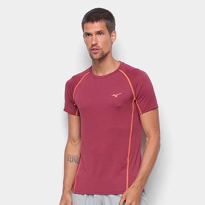 Camiseta Mizuno Run Pro Com Proteção UV Masculina - Masculino
