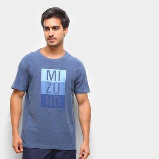 Camiseta Mizuno Shadow Masculina