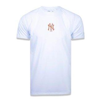 Camiseta Mlb New York Yankees Performance Two New Era