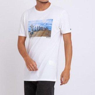 Camiseta Moai Sk8
