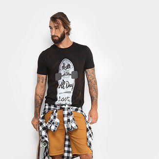 Camiseta Mood All Day Long Masculina