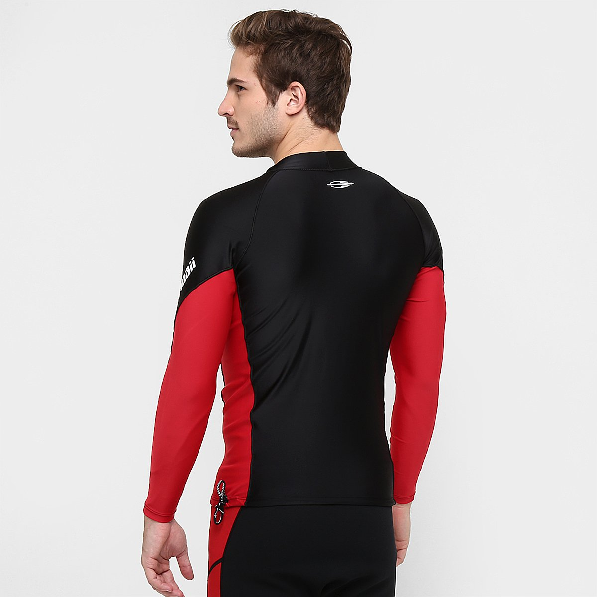 Camiseta Mormaii Extra Line M L - Compre Agora   Netshoes 4a2c72b501