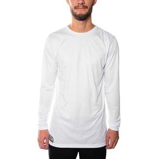 Camiseta MXC BRASIL Manga Longa Proteção Solar UV +50 Masculina