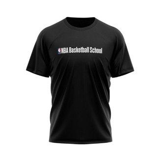Camiseta NBA Basketball School - Logo Horizontal Peito